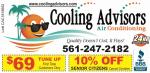 Cooling Advisors