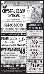 Crystal Clear Optical