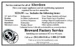 Broward Factory Service